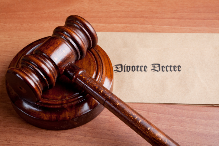 Divorce Decree Dahl Family Law Group